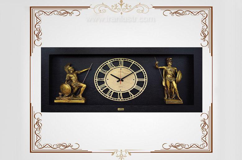 تابلو ساعت مدل پرشین
