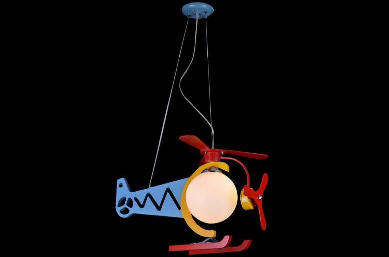 لوستر اتاق کودک هلیکوپتر