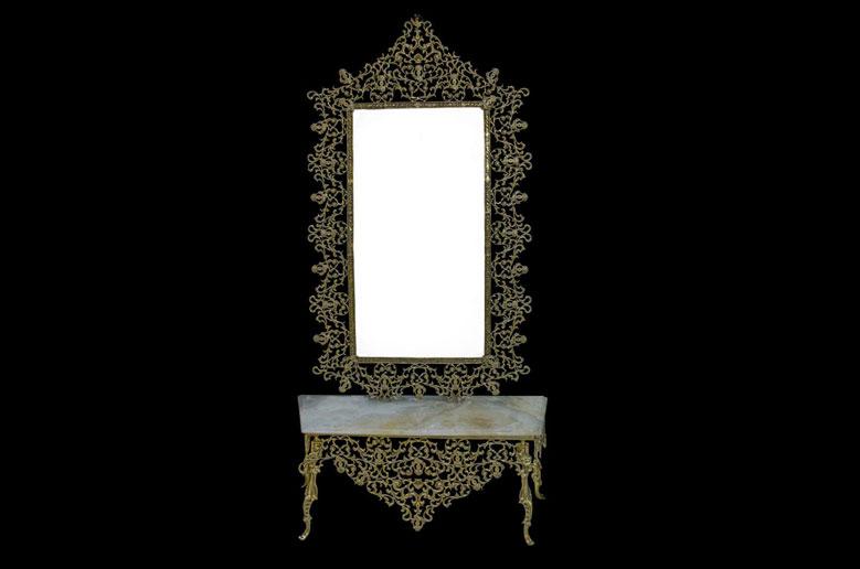 آینه-شمعدان-سلطانی