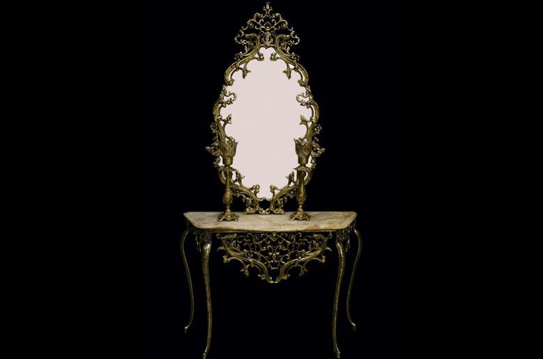 آینه-شمعدان-امپراطور