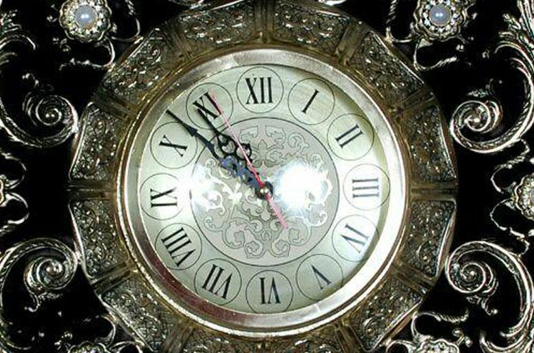 ساعت-دیواری-انتیک-1005