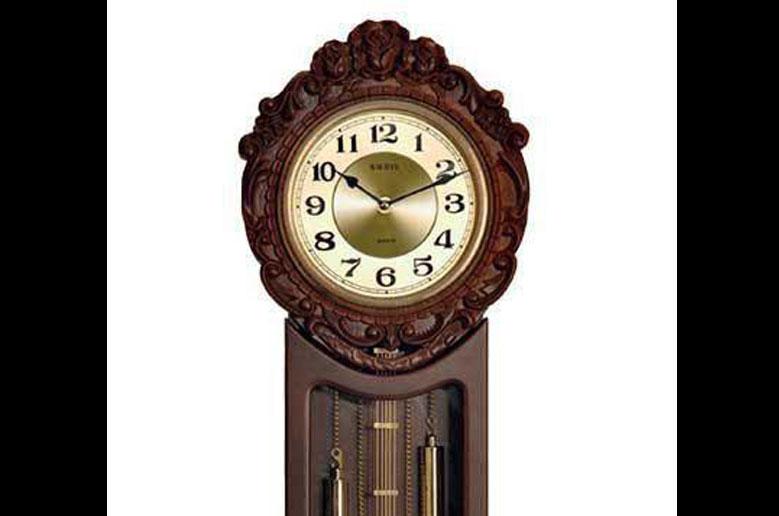ساعت-دیواری-چوبی-H122