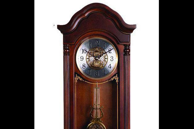 ساعت-دیواری-چوبی-H124