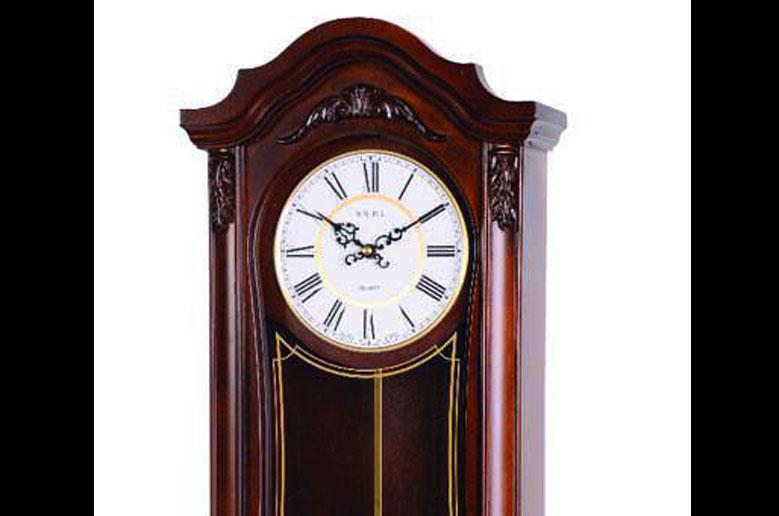 ساعت-دیواری-چوبی-H126