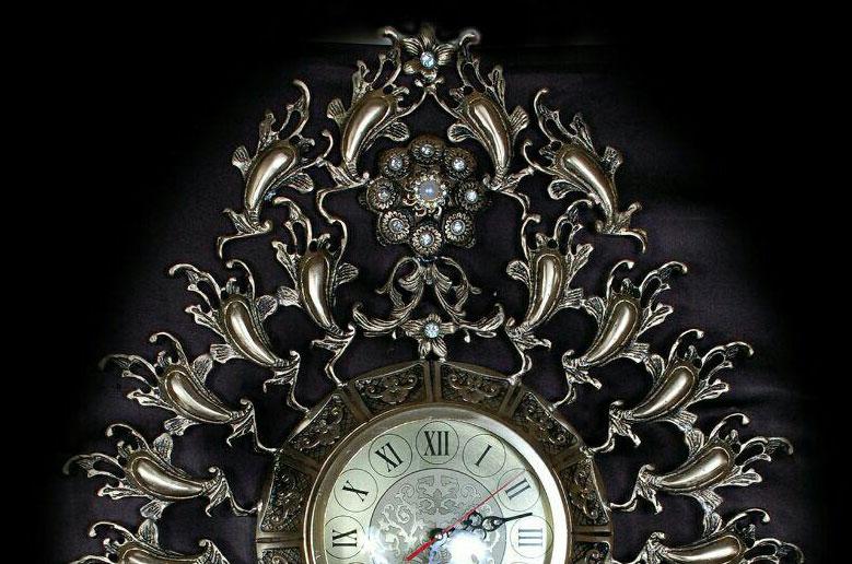 ساعت-دیواری-انتیک-مدل-1006