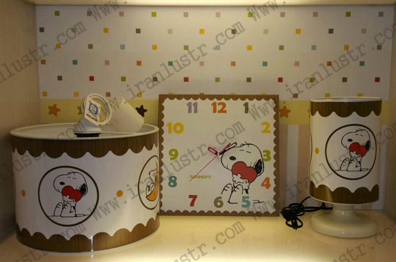 ست-اتاق-کودک-مدل-اسنوپی