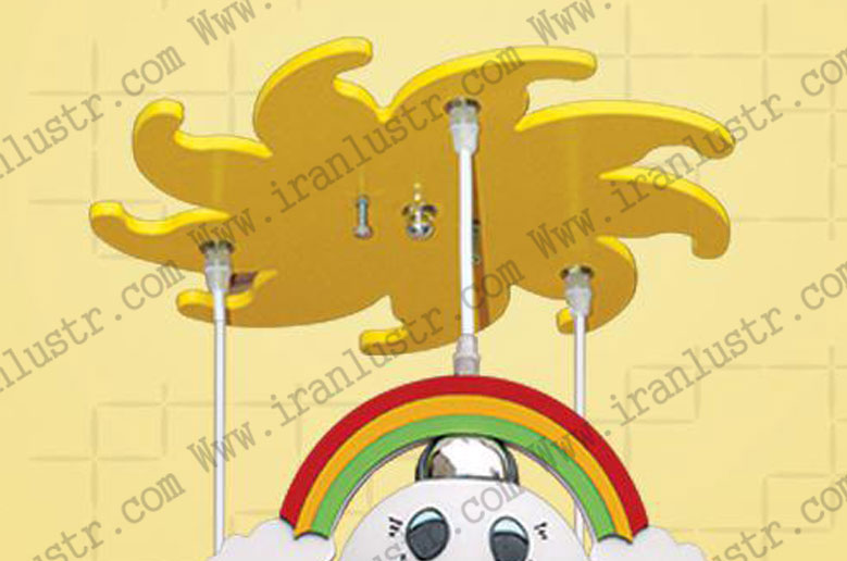 لوستر-کودک-مدل-رنگین-کمان-3