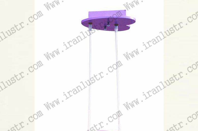لوستر-کودک-مدل-کالسکه-صورتی-2