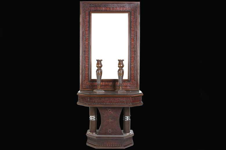 آینه-شمعدان-ma4011
