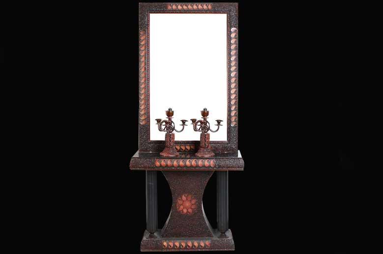 آینه-شمعدان-ma4012