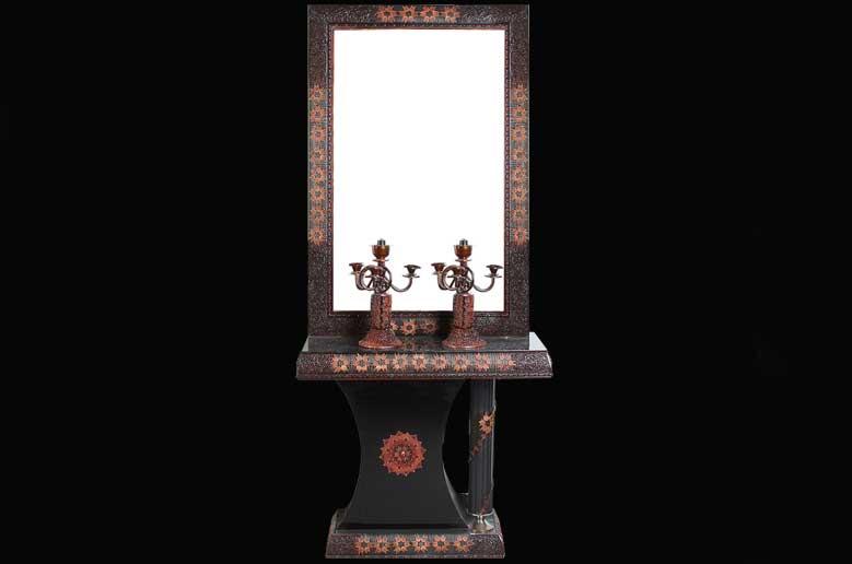 آینه-شمعدان-ma4018