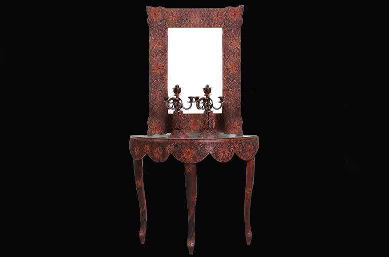 آینه-شمعدان-ma4032