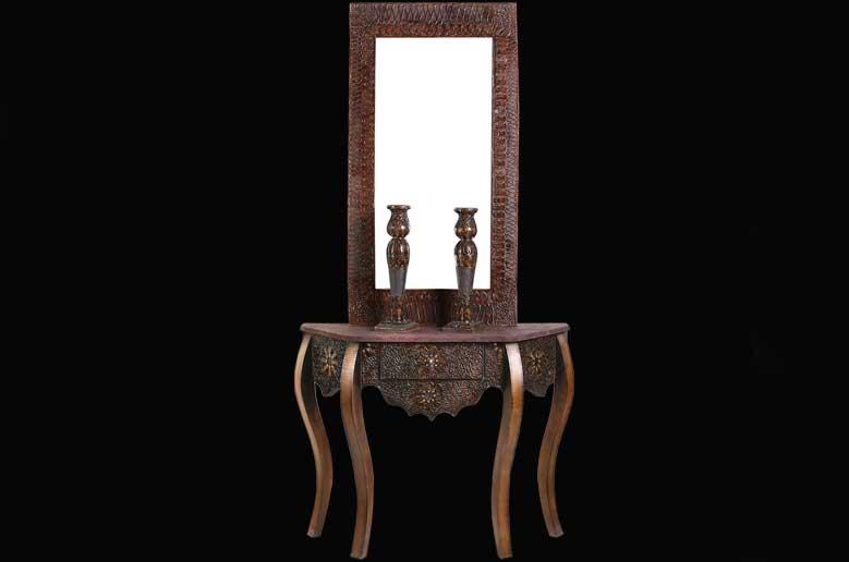 آینه-شمعدان-ma4042