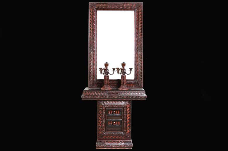 آینه-شمعدان-ma4065
