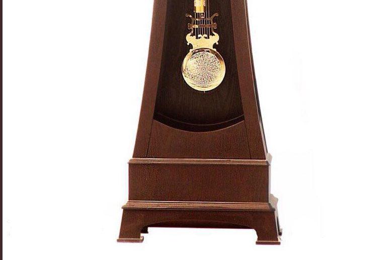 ساعت-ایستاده-چوبی-مدل-211-