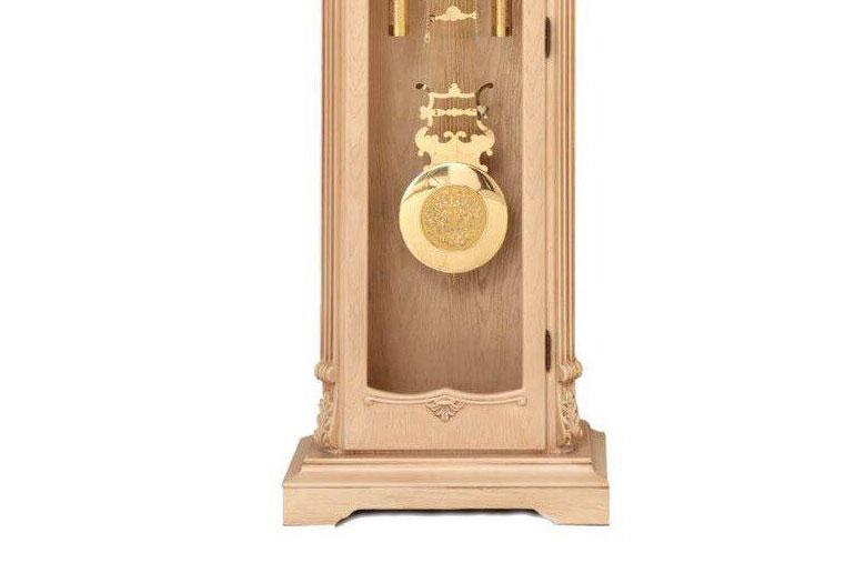 ساعت-ایستاده-چوبی-مدل-مورنا