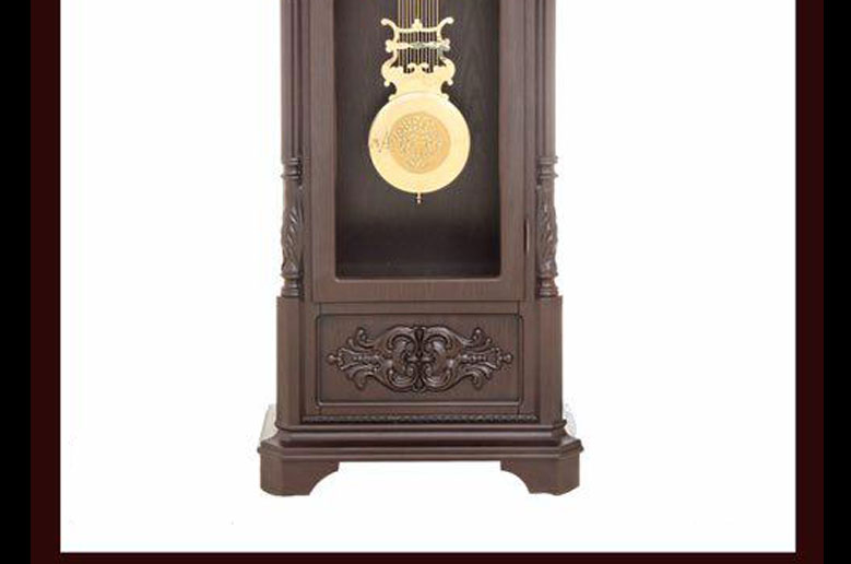 ساعت-ایستاده-چوبی-مدل-ایمپریا