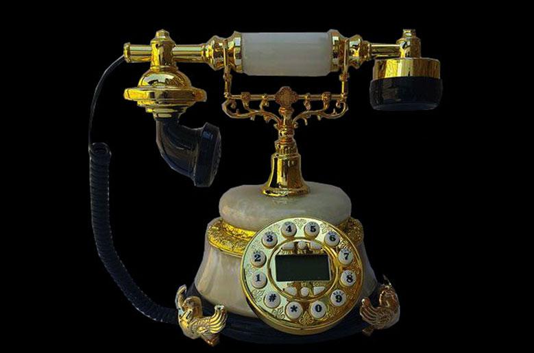 تلفن-طرح-قدیمی-f100