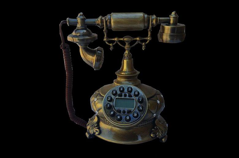 تلفن-طرح-قدیمی-f102
