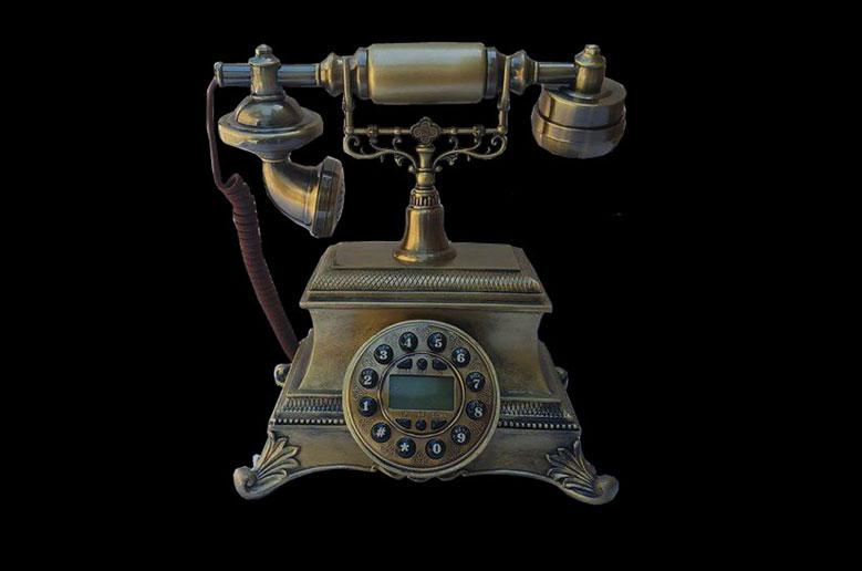 تلفن-طرح-قدیمی-f104
