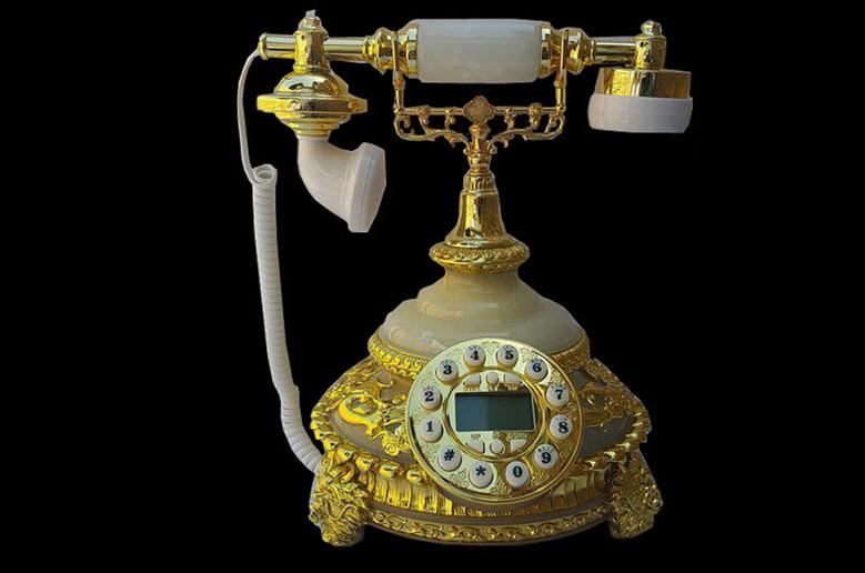 تلفن-طرح-قدیمی-f106