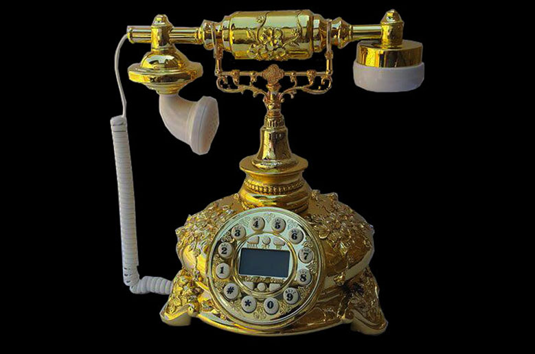 تلفن-طرح-قدیمی-f107