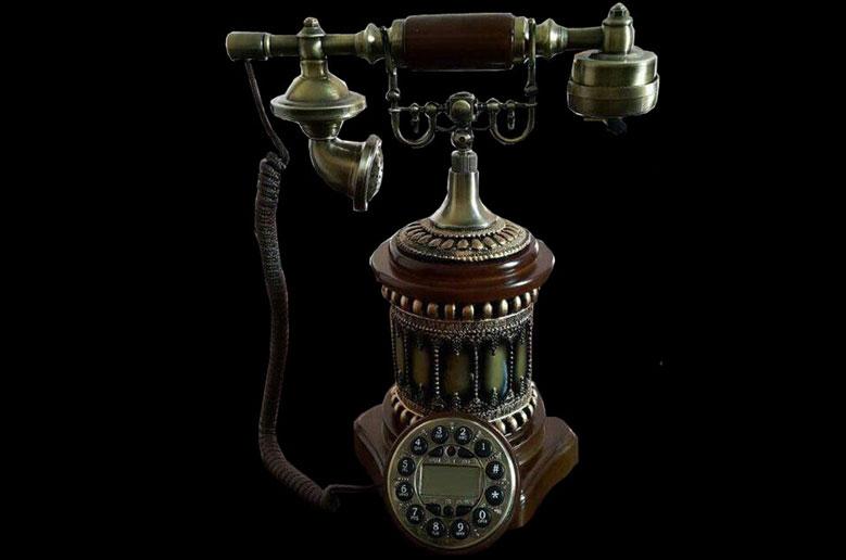 تلفن-طرح-قدیمی-f28