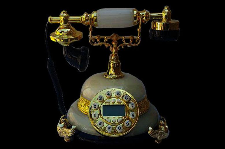 تلفن-طرح-قدیمی-f95