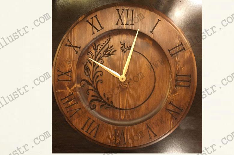 ساعت-چوبی-دیواری-تورنتو