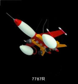 لوستر-اتاق-کودک-هواپیما-7787R