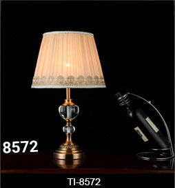آباژور رومیزی کد 8572