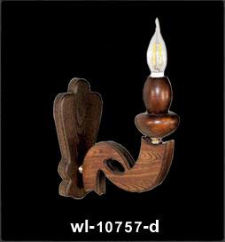 دیوارکوب چوبی 10757 مدل ایتالیایی