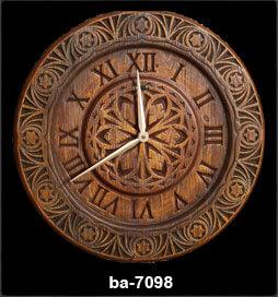 ساعت چوبی دیواری ناتینگهام