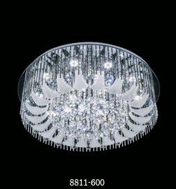 لوستر سقفی 8811 قطر 60