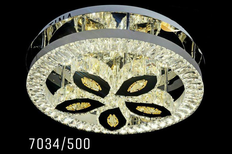 لوستر سقفی مدرن 7034 قطر 50