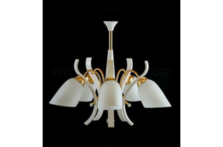 لوستر-چوب-فلز-14702-5-شاخه