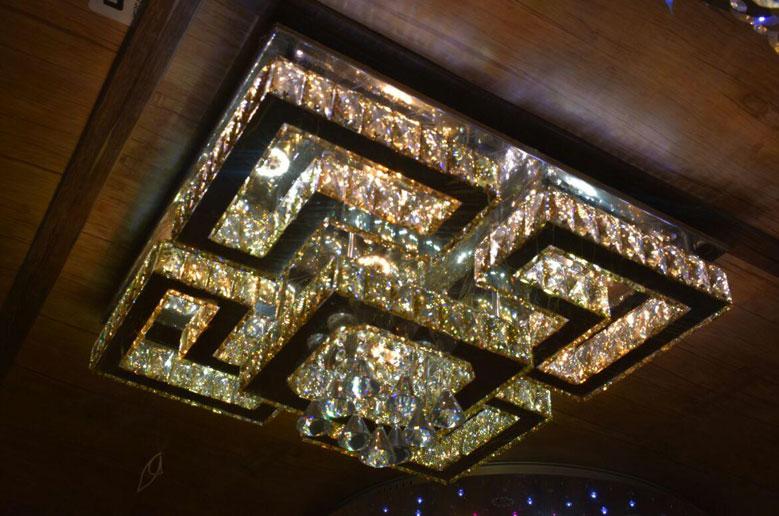 لوستر سقفی مدرن 4352