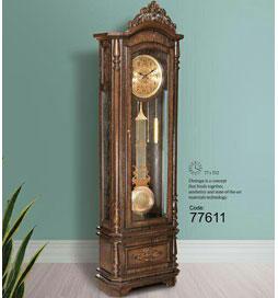 ساعت ایستاده 77611