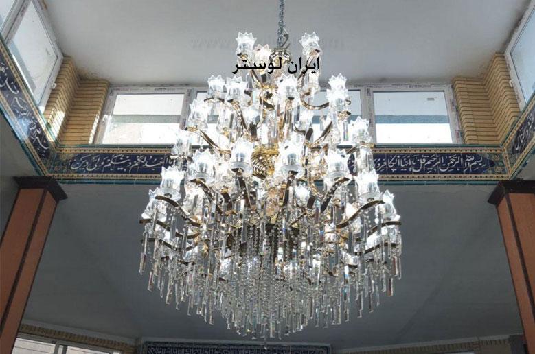 لوستر مسجدی آسمان
