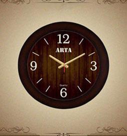 ساعت دیواری چوبی فلورانس