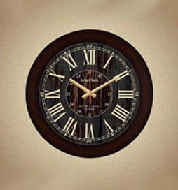 ساعت دیواری چوبی ونیز