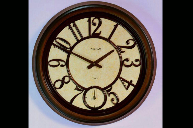 ساعت دیواری  نوژان