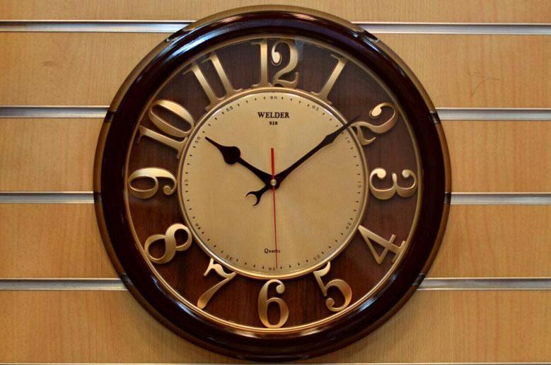 ساعت دیوازی چوبی ولدر