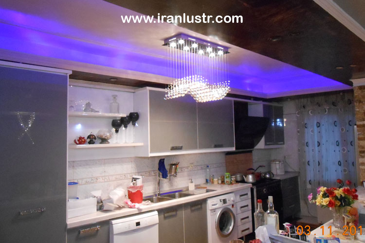 لامپ هالوژنی لوستر