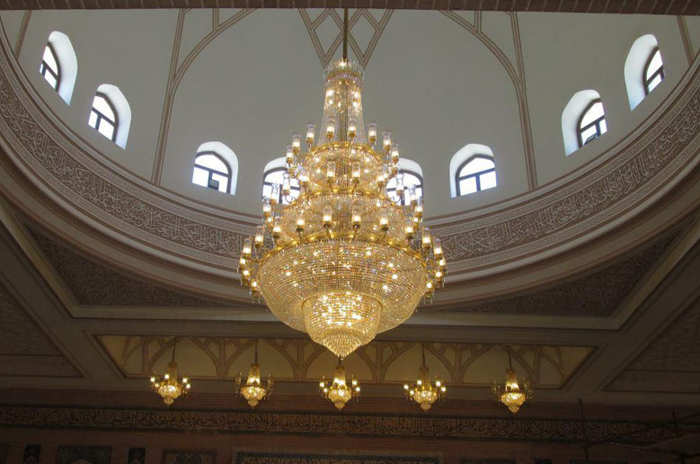 لوستر مسجد